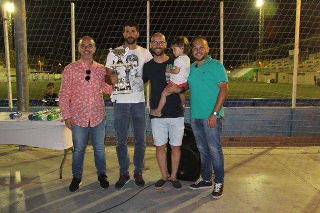 New Castelar Clizama se proclamó campeón del XV Trofeo alcaldesa de futbol 7 - 1, Foto 1