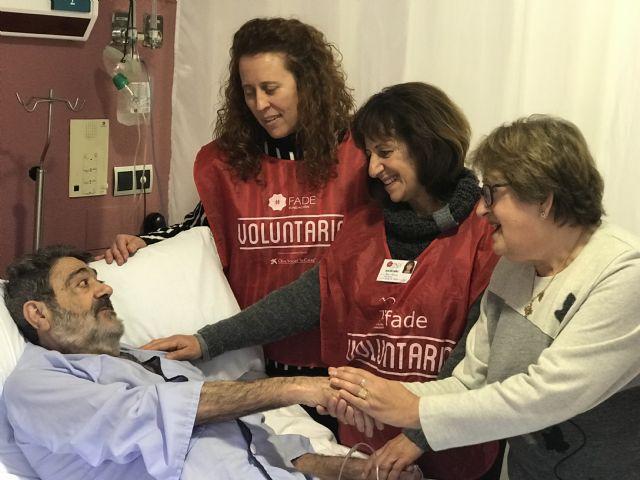 Hospital de Molina y Fundación FADE renuevan su colaboración para acompañar a pacientes ingresados - 2, Foto 2