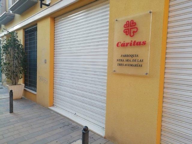 El Pleno municipal acuerda modificar los convenios con las dos Cáritas de Totana, aumentando la aportación económica futura - 1, Foto 1