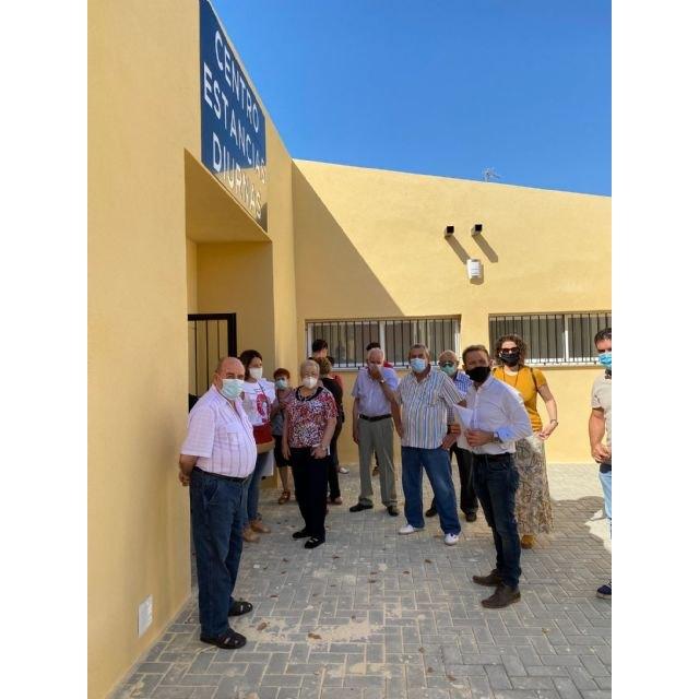 Finalizan las obras del Centro de Mayores y Centro de Día de Balsicas - 2, Foto 2