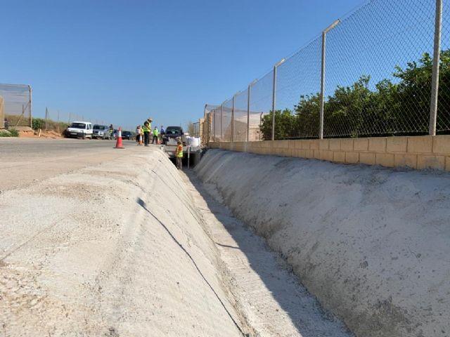 El director general de Carreteras y el alcalde visitan las obras de reparación de carreteras regionales dañadas por la dana en el municipio - 4, Foto 4