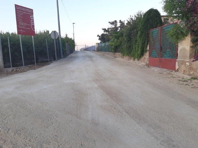 Las obras de rehabilitación del Camino del Cementerio se prolongarán durante varios días, obligando a cortar al tráfico de dicha infraestructura - 3, Foto 3