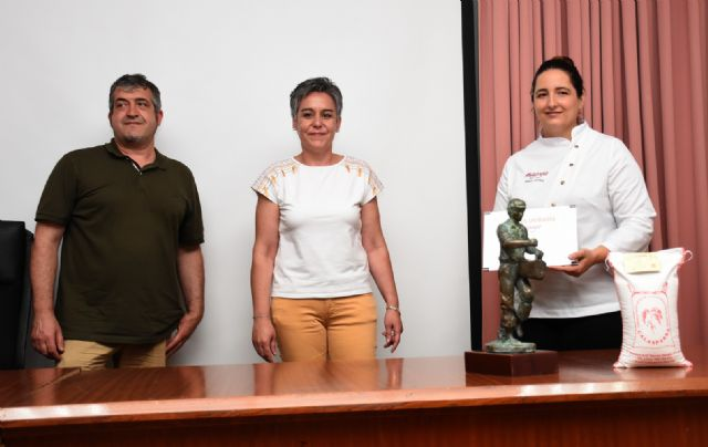 La Estrella Michelín 2020 María Gómez visita el Coto Arrocero de Calasparra - 3, Foto 3