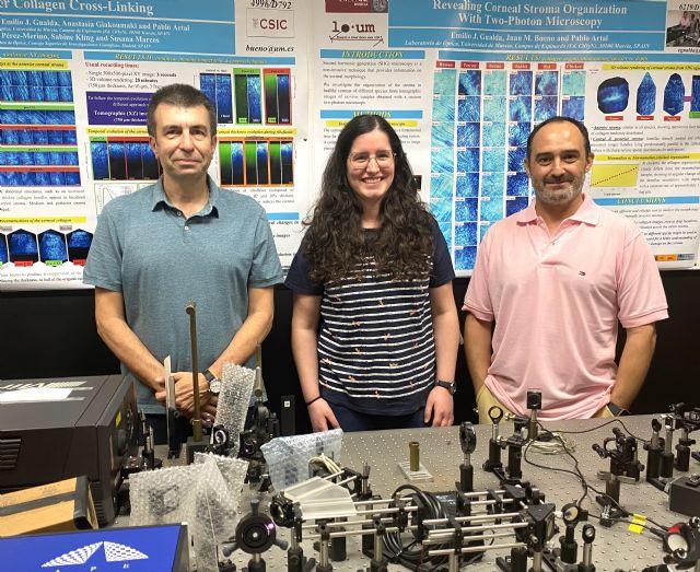 La UMU desarrolla un sensor ultrasensible paraavanzar en el estudio sobre el origen del universo - 1, Foto 1