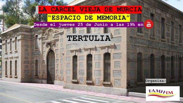 Tertulia sobre la cárcel vieja de Murcia - 1, Foto 1