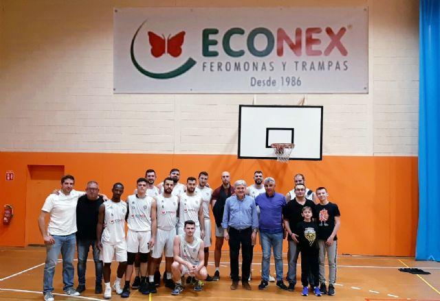 El CB ECONEX Santomera, campeón de Primera División masculina regional de baloncesto - 1, Foto 1