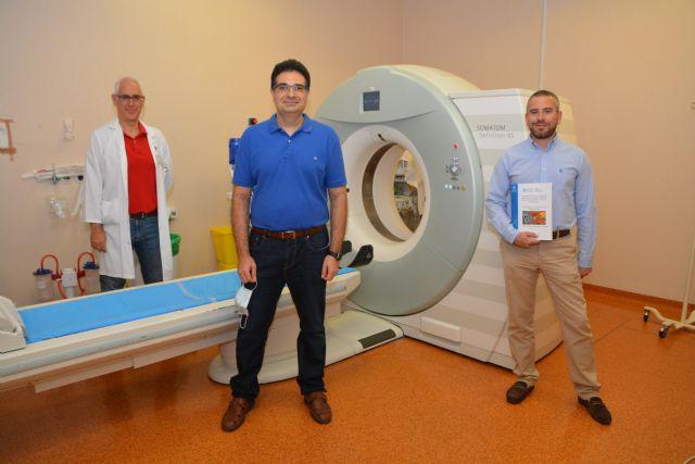 La UPCT y el Hospital Santa Lucía desarrollan un sistema de Inteligencia artificial para reducir las radiaciones que reciben los pacientes en un TAC - 1, Foto 1