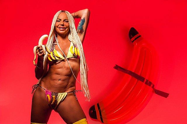 La diva de los gais Leticia Sabater estrena nueva canción, La Bananakiki - 1, Foto 1