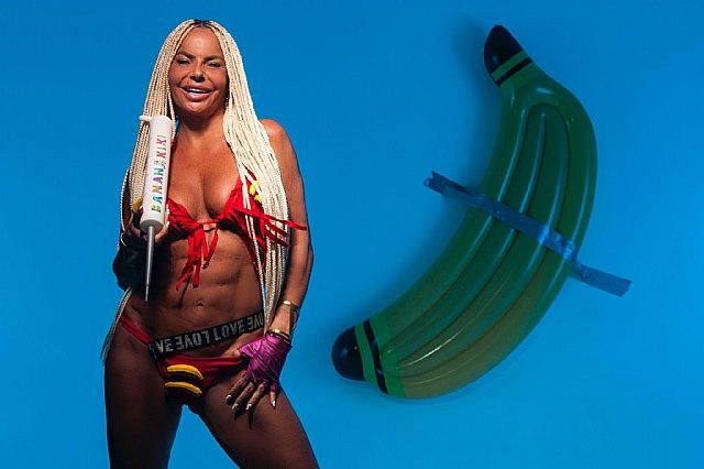 La diva de los gais Leticia Sabater estrena nueva canción, La Bananakiki - 3, Foto 3