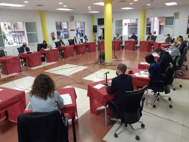 [The June municipal plenary session is held this Thursday with a total of 17 points on the agenda, highlighting the appointment of the Patrons of La Santa