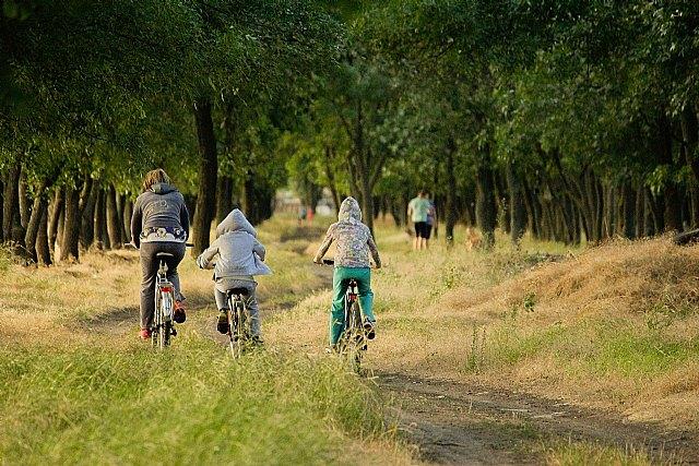Más de la mitad de las familias españolas practican algún deporte juntos - 1, Foto 1