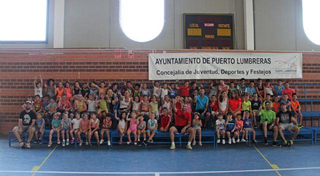 Actividades educativas y deportivas en la Escuela Verano en Puerto Lumbreras - 1, Foto 1