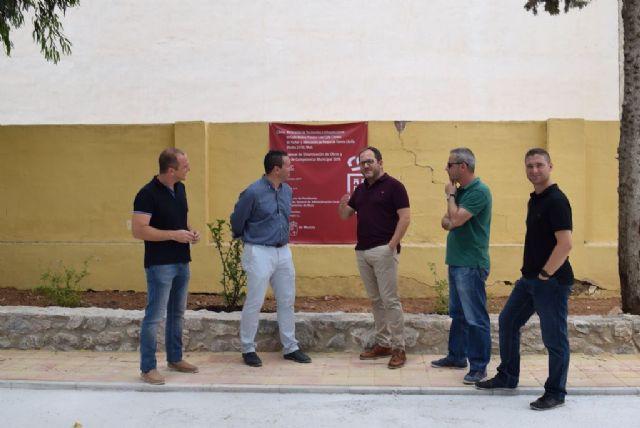 Fuente Librilla recupera su parque con la inversión del Plan de Obras y Servicios de la Comunidad - 1, Foto 1