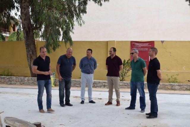 Fuente Librilla recupera su parque con la inversión del Plan de Obras y Servicios de la Comunidad - 2, Foto 2