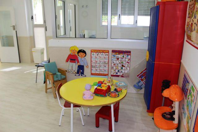 El Gobierno Regional renueva el convenio de colaboración para el Centro de Atención Temprana de Alcantarilla - 3, Foto 3