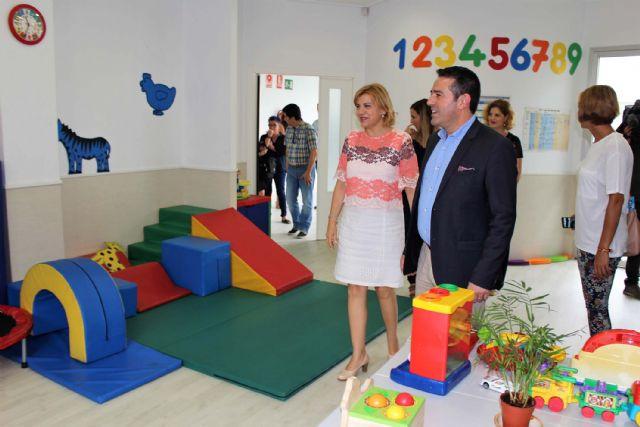 El Gobierno Regional renueva el convenio de colaboración para el Centro de Atención Temprana de Alcantarilla - 4, Foto 4