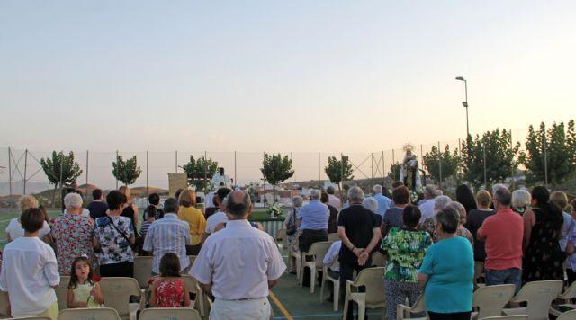 Los vecinos de Góñar celebran la festividad de la Virgen del Carmen - 3, Foto 3