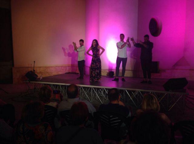 El ensemble Cantoría muestra su maestría vocal en ECOS Festival - 2, Foto 2