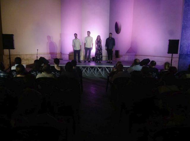 El ensemble Cantoría muestra su maestría vocal en ECOS Festival - 4, Foto 4