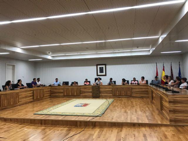 Recepción en el Ayuntamiento a los niños saharauis y sus familias de acogida 2019 - 1, Foto 1