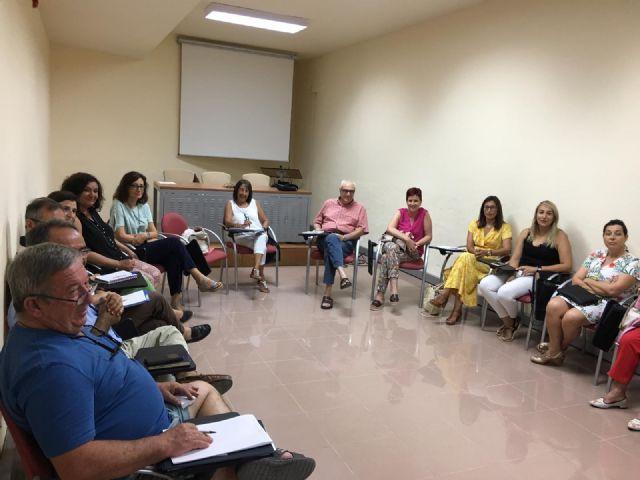 La concejala de Servicios Sociales e Inmigración se reúne con las asociaciones sociosanitarias que operan en el municipio de Torre Pacheco - 1, Foto 1