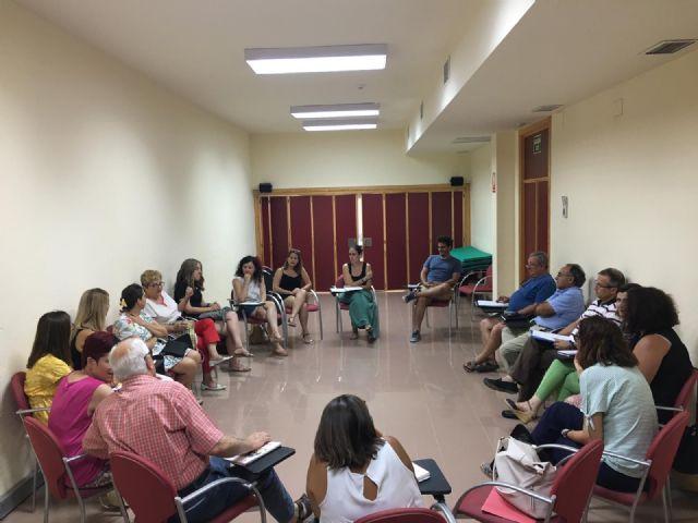 La concejala de Servicios Sociales e Inmigración se reúne con las asociaciones sociosanitarias que operan en el municipio de Torre Pacheco - 2, Foto 2