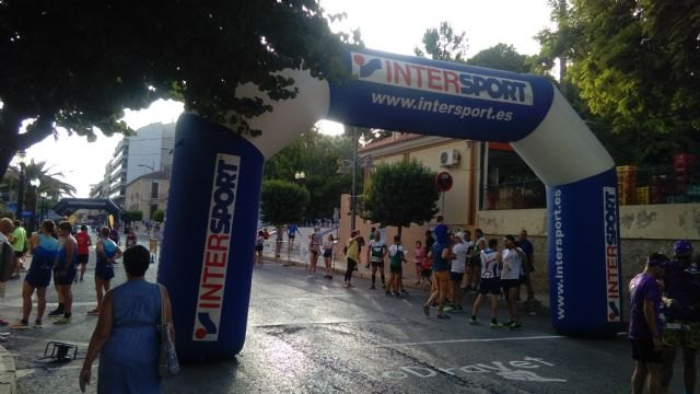 Athletes of the Totana Athletics Club participated in the Fiesta Race of Santiago and in the 10 km of Jumilla, Foto 2