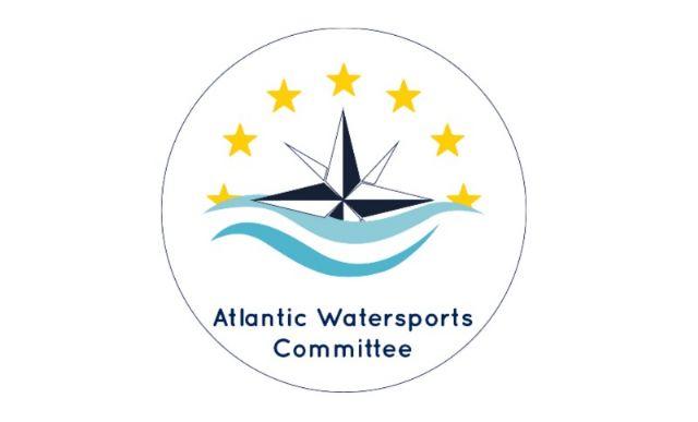 Logotipo del Comité Atlántico de Deportes Náuticos., Foto 1