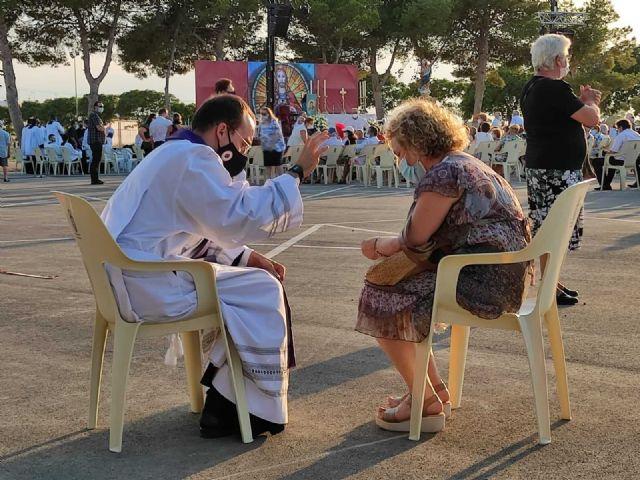Joaquín Conesa celebra su primera misa en su tierra, Los Alcázares - 1, Foto 1