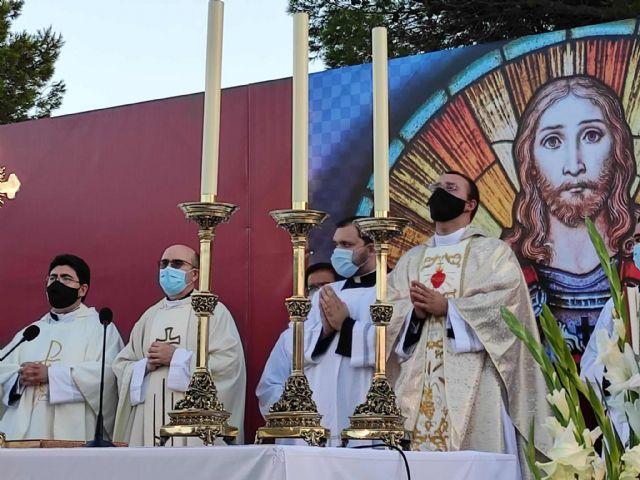 Joaquín Conesa celebra su primera misa en su tierra, Los Alcázares - 2, Foto 2