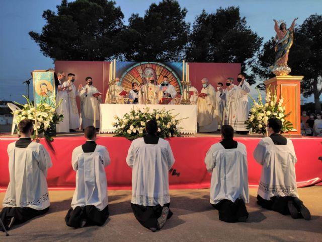 Joaquín Conesa celebra su primera misa en su tierra, Los Alcázares - 3, Foto 3