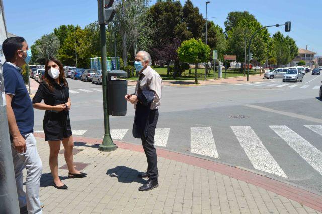Una glorieta agilizará el tráfico en el entorno del Centro de Salud - 1, Foto 1