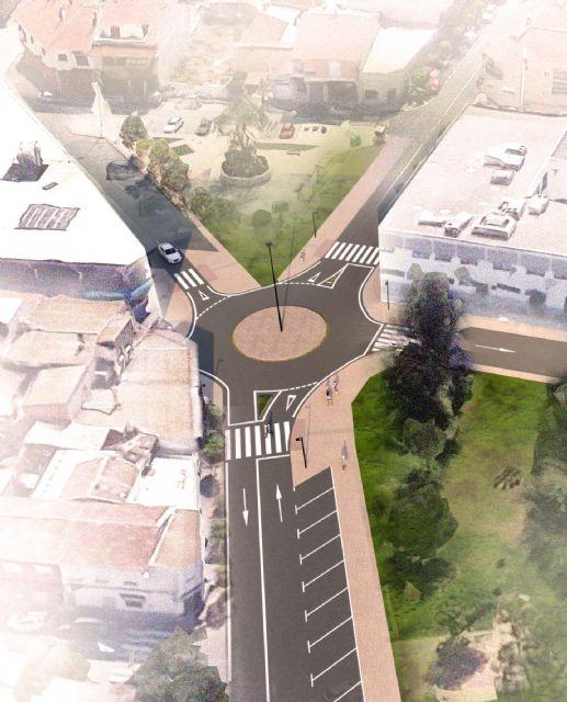Una glorieta agilizará el tráfico en el entorno del Centro de Salud - 2, Foto 2