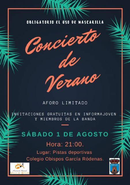Concierto de la Agrupación Musical 'Villa de Bullas' - 1, Foto 1