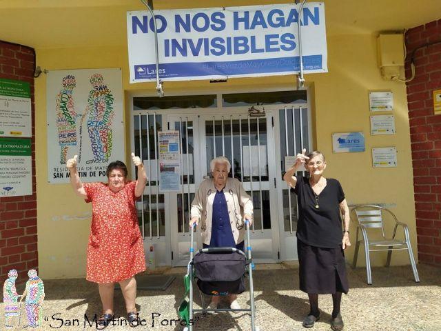 Lares envía sus propuestas al grupo de trabajo Residencias y Covid19 de la Secretaría de Estado de Derechos Sociales - 1, Foto 1