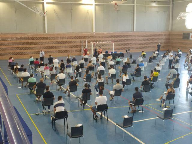 Comienzan las pruebas de acceso para la incorporación de tres nuevos agentes a la Policía Local de Puerto Lumbreras - 1, Foto 1