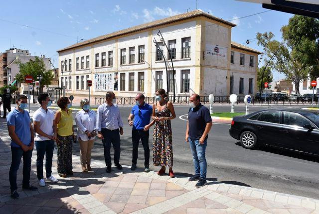 Ordenación urbana en el entorno del antiguo colegio Miguel Medina - 1, Foto 1