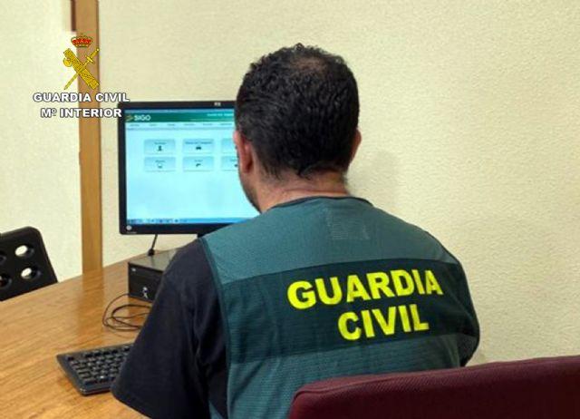 La Guardia Civil detiene en Murcia a una persona dedicada a cometer robos - 1, Foto 1