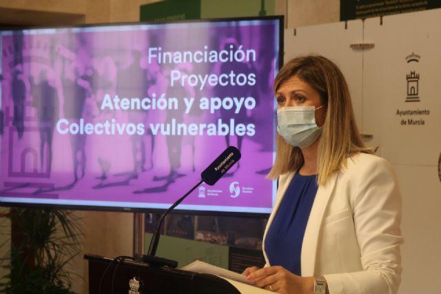 Servicios Sociales y Salud destinan 215.000 euros a financiar proyectos de atención y apoyo a colectivos vulnerables - 1, Foto 1
