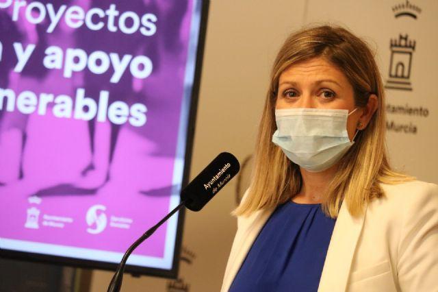 Servicios Sociales y Salud destinan 215.000 euros a financiar proyectos de atención y apoyo a colectivos vulnerables - 2, Foto 2