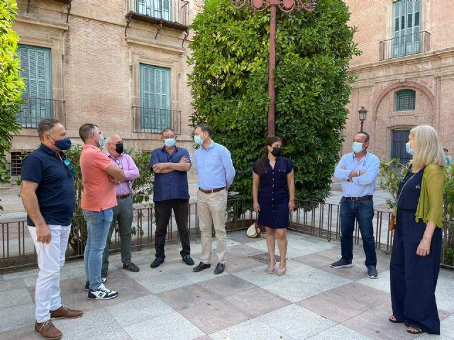 El PP denuncia que Mario Gómez quiere eliminar competencias de las juntas municipales con la complicidad del PSOE - 2, Foto 2