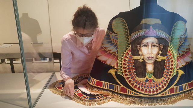 El Museo de las Culturas Europeas dará a conocer el bordado lorquino en Berlín con una muestra del Paso Blanco - 1, Foto 1