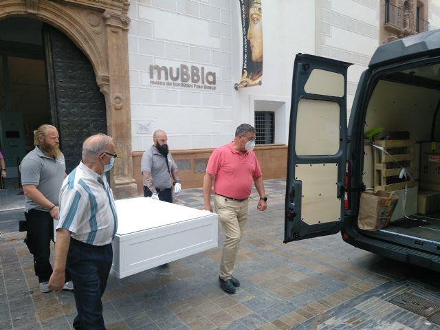 El Museo de las Culturas Europeas dará a conocer el bordado lorquino en Berlín con una muestra del Paso Blanco - 2, Foto 2