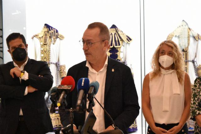 El Museo de las Culturas Europeas dará a conocer el bordado lorquino en Berlín con una muestra del Paso Blanco - 4, Foto 4