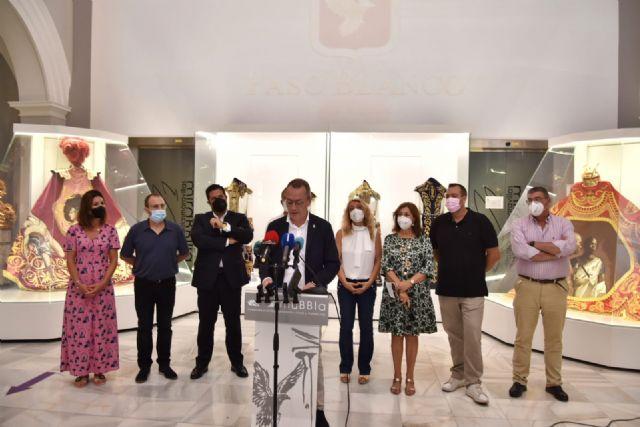 El Museo de las Culturas Europeas dará a conocer el bordado lorquino en Berlín con una muestra del Paso Blanco - 5, Foto 5