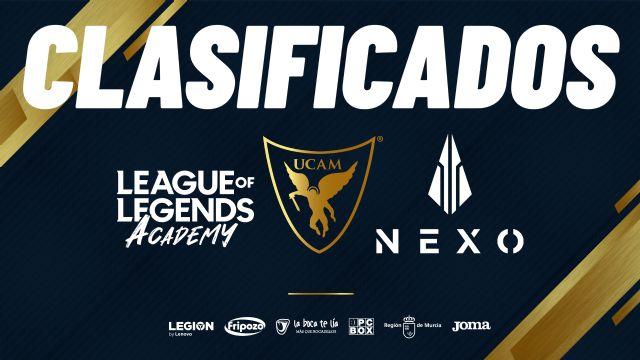 UCAM Esports Academy asciende a Liga Nexo, la segunda división de League of Legends nacional - 1, Foto 1