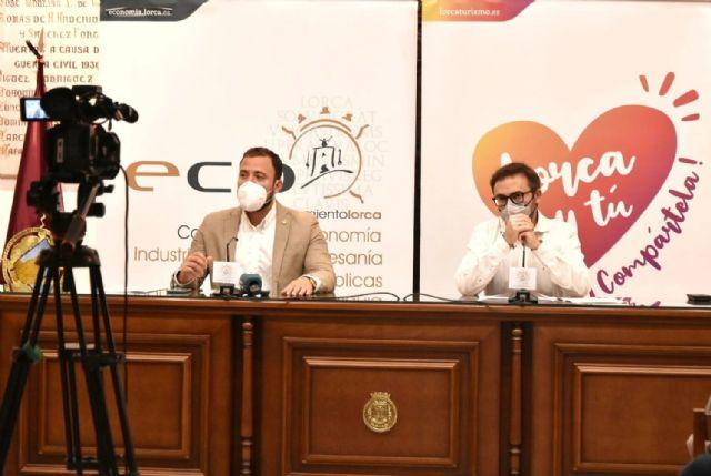 El Ayuntamiento de Lorca hace balance de todas las iniciativas emprendidas para ayudar al tejido económico a hacer frente a la crisis de la COVID-19 - 1, Foto 1