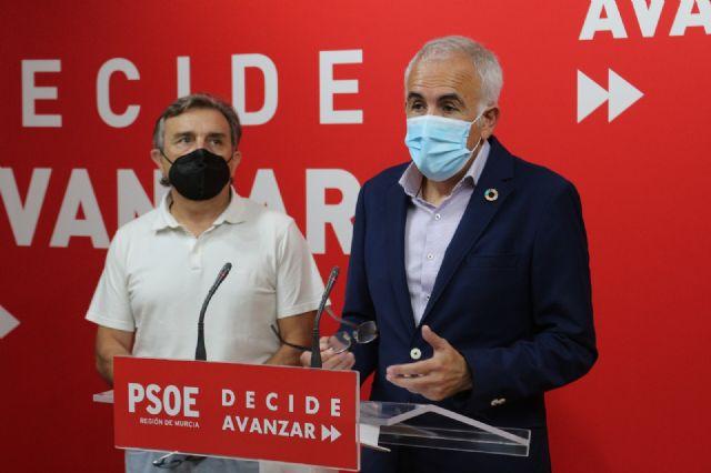 El PSRM denuncia la poca decencia del PP al utilizar un concejal tránsfuga para asaltar el poder en el Ayuntamiento de Fortuna - 1, Foto 1