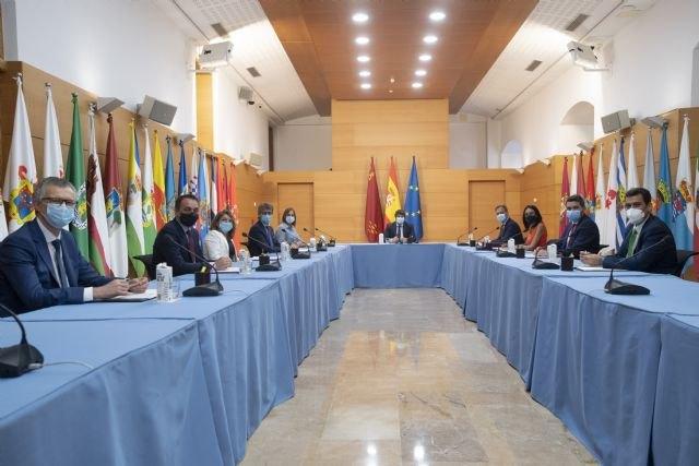Referencia del Consejo de Gobierno 22/07/2021, Foto 1