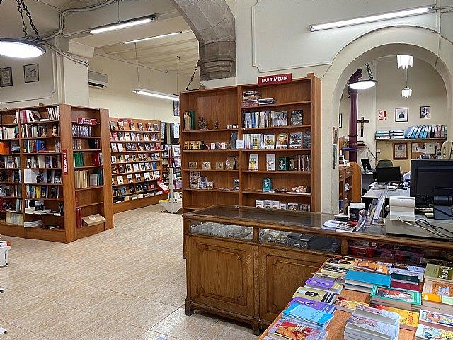 La librería Balmes de Barcelona, premio `Boixareu Ginesta´ al librero del año - 1, Foto 1